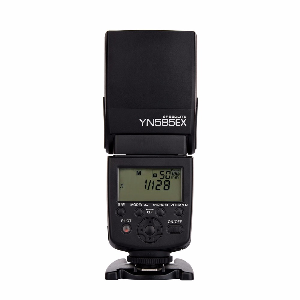 2017 Yongnuo Wireless Flash Speedlite YN585EX P-TTL for Pentax K3II K5 K50 KS2 K100 Camera new yongnuo flash yn585ex p ttl wireless flash speedlite for pentax k 70 k 50 k 1 k s1 k s2 k3ii k5 k50 ks2 k100 camera