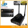 DHL Frete Grátis MPEG-4 AVC/H.264 WIFI HDMI Codificador De Vídeo HDMI Transmissor Transmissão Ao Vivo IPTV Codificador Codificador H264 Sem Fio