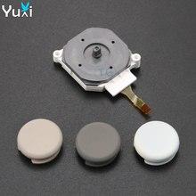 YuXi 3D Analog Joystick + stick grip Cap Control Cover Button Replacement Part Case for Nintendo for 3DS 3DSXL 3DSLL цена и фото