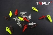 font b Carp b font Fishing Plastic Bait Screw 11mm Pop Up Pegs font b