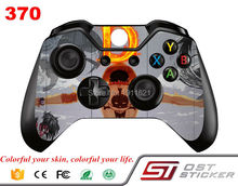 New Design Cartoon Vinyl Skin Sticker For Xbox One Controller Accessories Protective Skins Fast Delivery