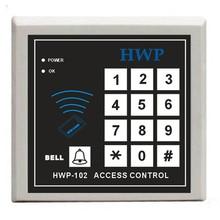Автономная клавиатура управления доступом с контрольными картами RFID бесконтактная дверь система контроля доступа