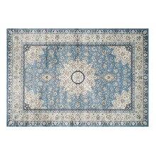 Bohemian Turkish style carpet multicolor European floral rug bedroom living room carpet fashion parolr rug soft bed tapete bohemian floral antiskid bath rug