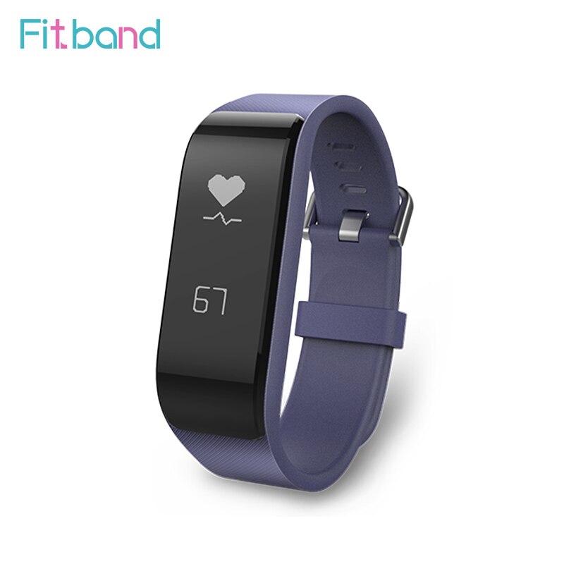 Fitband F2S Bluetooth 4 0 Smart Bracelet Heart Rate Monitor Smart Wristband Fitness Tracker Smart Band