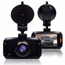 """Ambarella A7LA70 Car DVR 2.7"""" LCD Super HD 1296P Car Dash Camera GS90C 5MP 160 Degree G-sensor With GPS Module"""