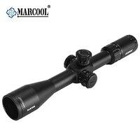 Marcool EVV 4 16X44 SFIR FFP охотничий оптический прицел тактический оптический прицел с дальномер Сетка телескоп для винтовок