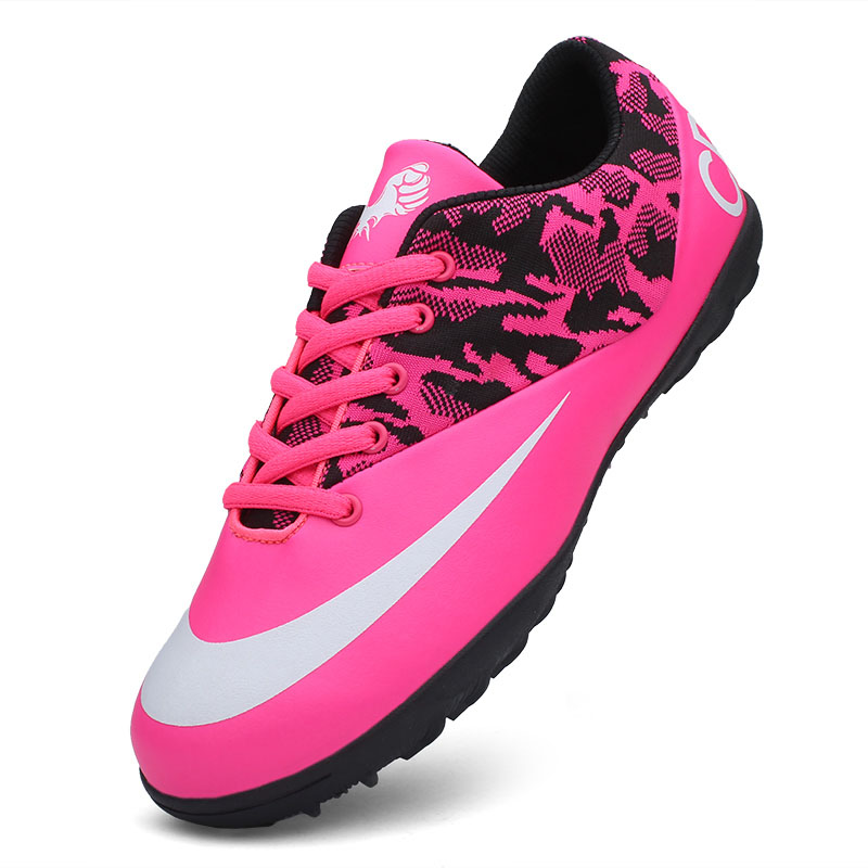 6b8769567d2b0 football boots kids boys girl indoor soccer shoes sneakers voetbal 2018-in Athletic  Shoes from Mother & Kids on Aliexpress.com   Alibaba Group