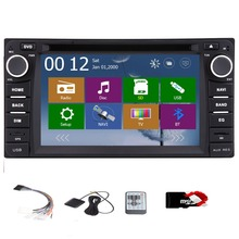 Wince car dvd player gps Navigation For Toyota corolla 2008 2009 2010 2011 2012 2013 with free map card/ Bluetooth/USB/SD/Touch