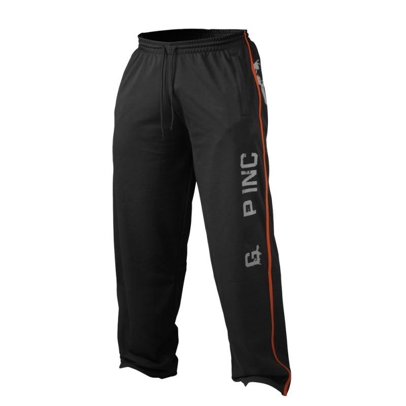 2018 Winter Men's Casual Loose Sweatpants Men Basic Trousers Tracksuit Side Stripe Bottoms Breathable Sportswear Track Pants