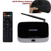 Q7 Android 4.4 TV Box CS918 Full HD 1080P RK3128 Quad Core KD Media Player 2GB/8GB XBMC Wifi Bluetooth Smart set top Box