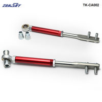 Front Pillow Ball Tension Rods FOR Nissan 89 94 S13 (Red) TK CA002