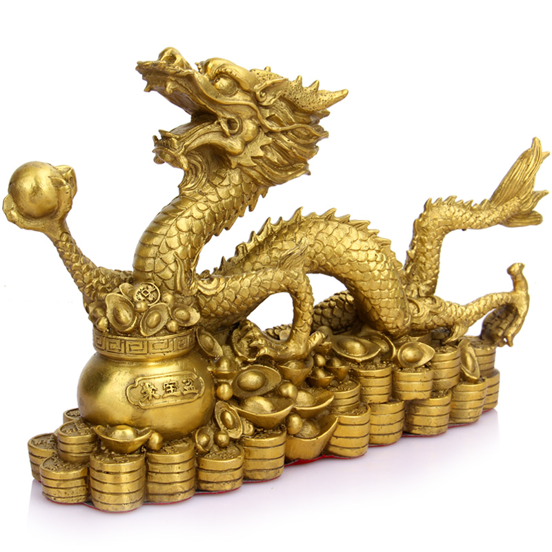Картинка дракона по феншую