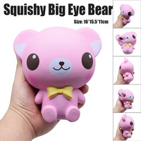 Antistress Ball Mini Squeeze Squishy Bear Cute Kawaii Doll Squeeze Stretchy Animal Healing Stress Relief Toys