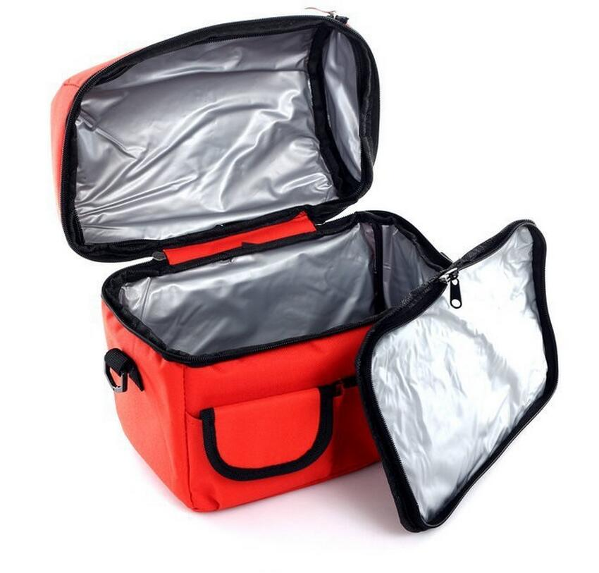 2 camadas caixa de piquenique Name5 : Insulated Market Bag, Insulated Sandwich Bag,