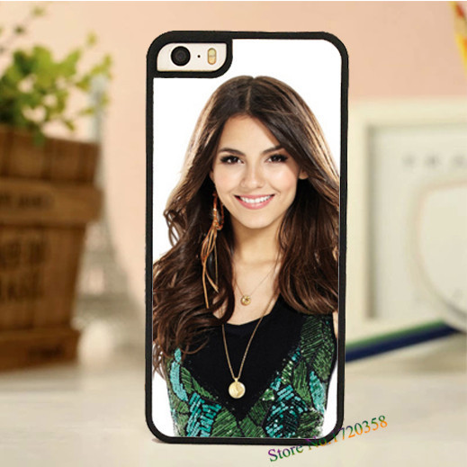 outlet store 67935 6f7f1 US $6.99 |victoria justice cute girls fashion original cell phone case  cover for iphone 4 4s 5 5s 5c 6 6 plus on Aliexpress.com | Alibaba Group