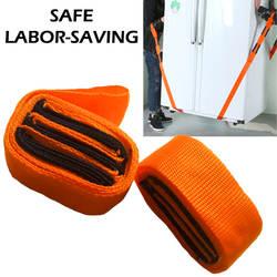 2 шт. ручной инструмент предплечье подъемный подвижный ремень мебель транспортный ремень легче носить веревку низкая цена ремни