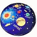 Папа и Мима Планета Игрушка Сумка Для Хранения диаметр 1.5 м ребенка Ползать многофункциональный круглый одеяло Играть Ковер/Мат/Carpet