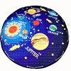 Papa&Mima Planet Toy Storage Bag diameter 1.5m baby Crawling multifunctional round blanket Play Rug/Mat/Carpet