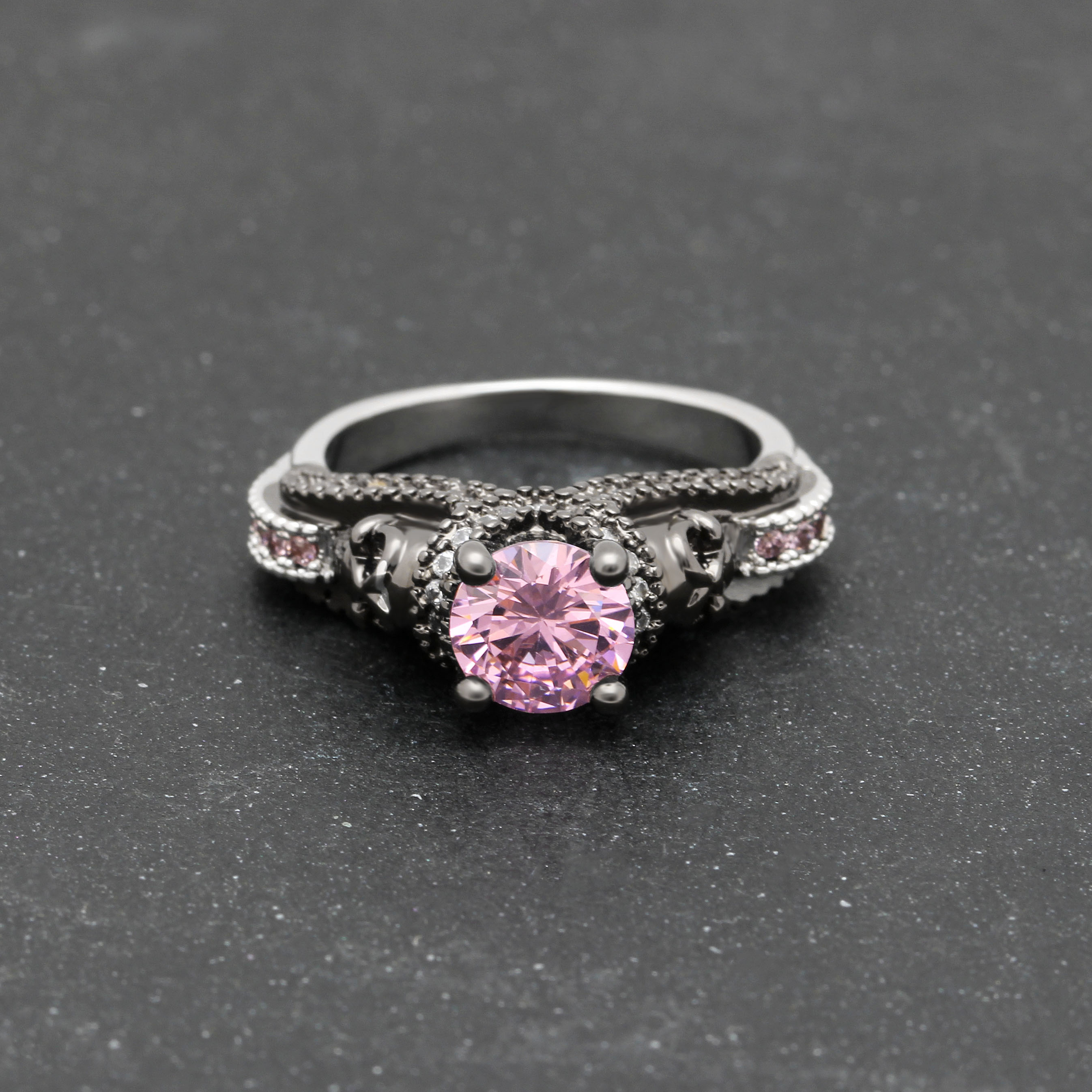 of engagement website purple beautiful decorating about more and jewellrys gun photo rings design size his information heart wedding hers ring diamond awesome set rock promise hersk black punk full find