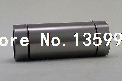 LM40LUU Round Long Type 40*60*154mm CNC Linear Motion Metal Shield Bearing 42l w025 free shipping long type lmk40 luu 40 60 154mm 40mm square flange long linear bearing for cnc parts