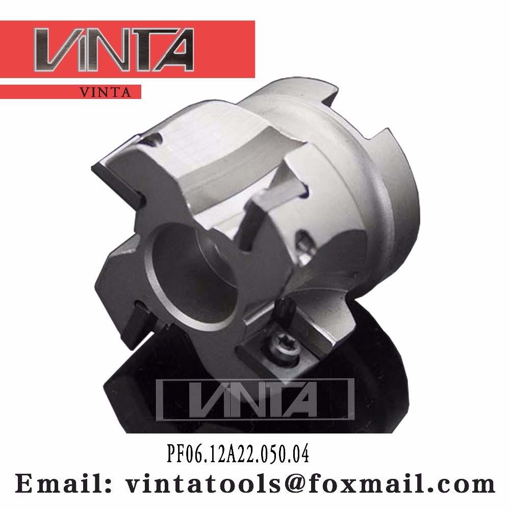 Free shipping PF06.12A22.050.04 Indexable milling cutter milling tools Free shipping PF06.12A22.050.04 Indexable milling cutter milling tools