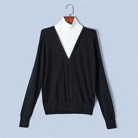 Tunjuefs Design Hollow Out Sweater Women Jumper Winter Autumn Long Sleeve Pullover Knit Tops Office Lady Jersey Sweet
