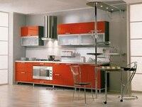 High Gloss Lacquer Kitchen Cabinet Mordern LH LA081