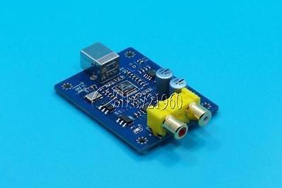 SA9227 + PCM5102A 32BIT/384 KHZ DAC USB/Asíncrono de ALTA FIDELIDAD Decodificador