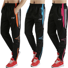 Весенние и летние тонкие футбольные штаны для фитнеса, дышащие быстросохнущие леггинсы, спортивные штаны для езды, бега