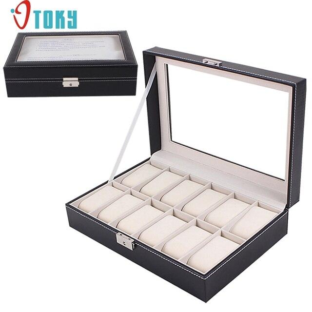 Creative Casual Box For Bracelet Bangle Jewelry Watch Box Large