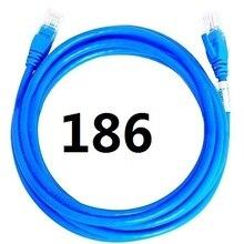 Сиванг 186 # Ethernet кабель высокого Скорость RJ45 сети LAN Кабельный маршрутизатор Компьютерные кабели для передачи данных 1 m/1,5 m/2 m/3m/5 m/10 m для компьютерный маршрутизатор