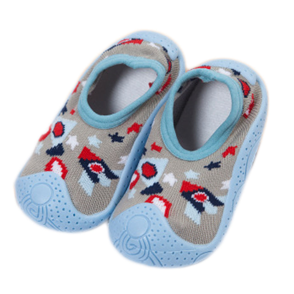 New Baby Shoes Newborn Spring Infant Socks Hot Sale Anti Slip Baby Socks With Rubber Soles High Quality ...