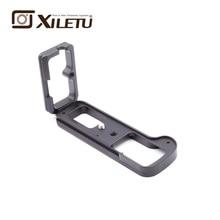 лучшая цена Xiletu LB-XT2 Professional Tripod Monopods Quick Release Plate For Fuji Fujifilm Camera XT-2 Arca Swiss Interface 38mm Price: US