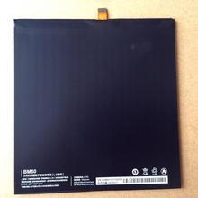 BM60 Battery For Xiaomi Pad 1 Mipad 1 A0101 Bateria Batterie Batterij Accumulator 6520mAh High Quality 3300mah bl240 battery for lenovo note 8 a936 batterie bateria batterij accumulator