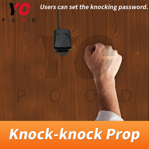 Image 5 - Knock Prop Escape Room Game 1987 Knock the door to escape the mysterious room Takagism game adventures get puzzle clues YOPOOD