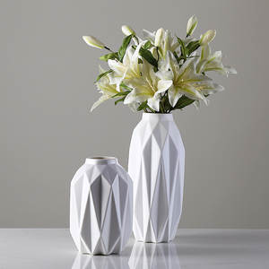 Porcelain Vases Wedding-Decoration Chinese Simplicity-Style for Fashion Gift