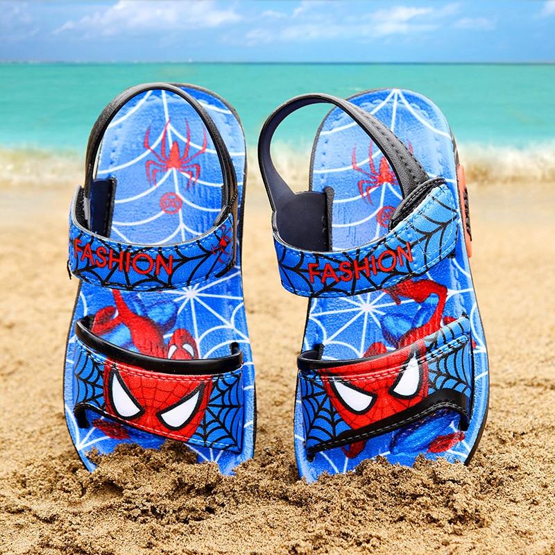 summer children 2018 sandals slip-resistant wear-resistant small boy casual sandals boys shoes child summer sandals