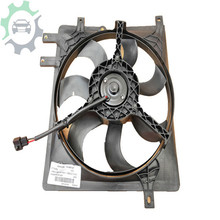 Auto parts high quality water tank fan for Geely ck mk Panda Free Ship car geely mk cross mk cross hatchback car trunk clapboard