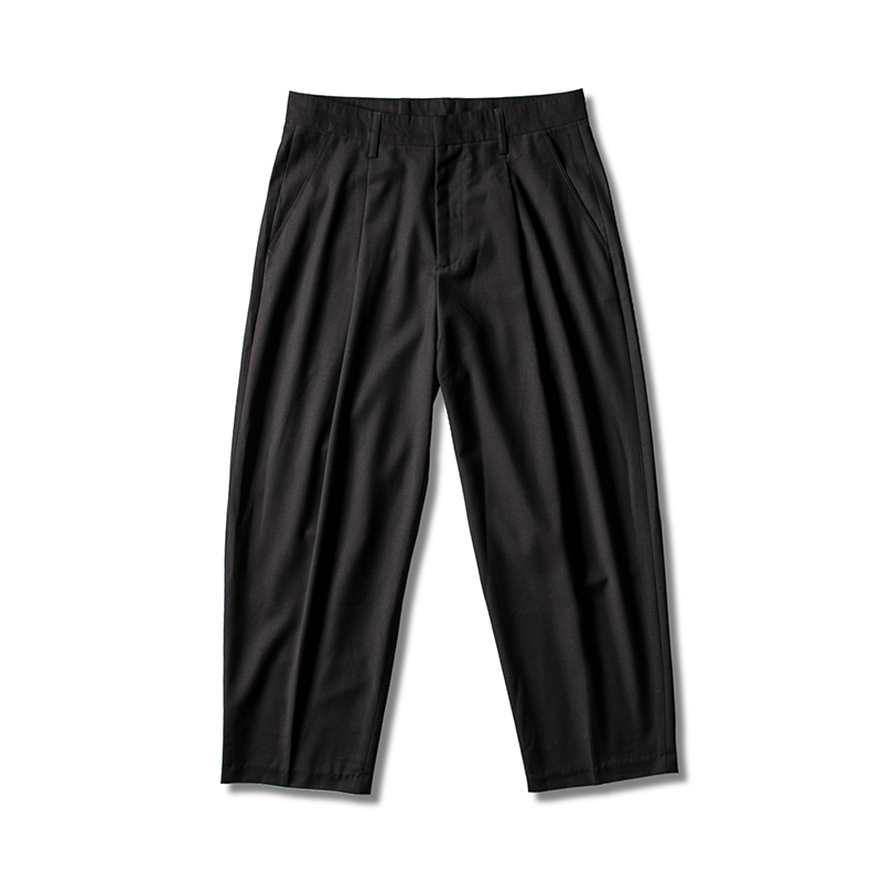 Primavera Recta Negro Los Suelto Pierna Estilo Delgada Y Medio Otoño Tipo Cintura Es Adolescentes Americano De Hombres caqui Pantalones r8Crnv