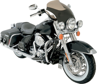 Windshield Bullet Fairing for Harley Road king Custom Injected FLHRSI 04 05 Injected FLHRI 2006 Smoke