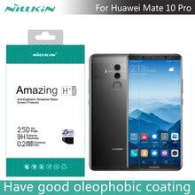 Для HUAWEI mate 10 PRO NILLKIN Amazing H+ Pro 2.5D 0,2 мм защита для экрана из закаленного стекла от взрыва для mate 10 PRO