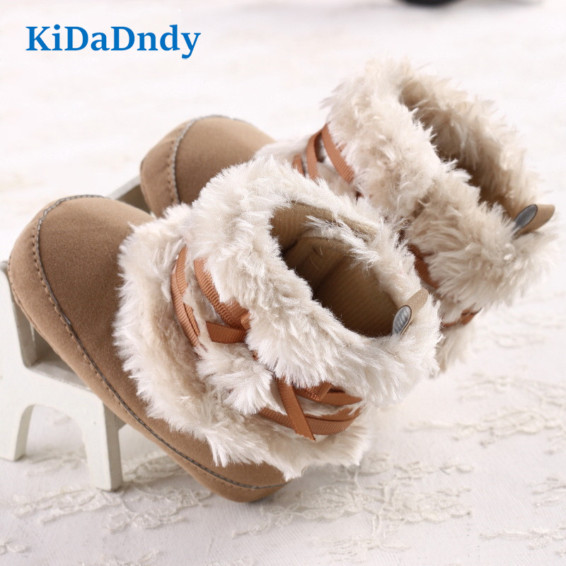 Kidadndy Baby Shoes Toddler The YEW315 Non-Skid Soft-Bottom