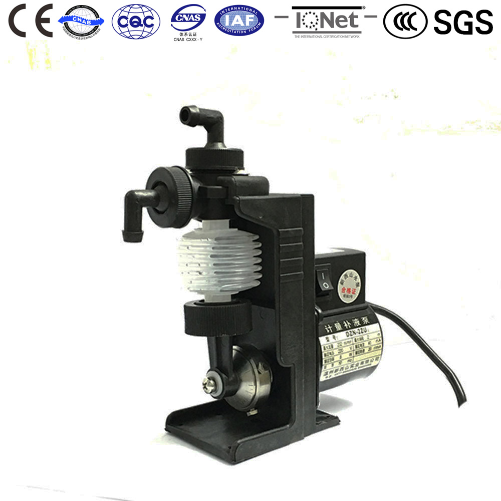 Chemical Metering Water Pump DZN-2ZU 220V Quantitative priming of additive,beaching liquid and medical agents Photo Developing wb200 185 three phase water pump industry water pump self priming pump