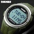 Berserk Heart Rate Monitor Led Digital Sport 50 m Mujeres Hombres reloj de pulsera inteligente Podómetro Calorías del Contador Aptitud de buceo Impermeable