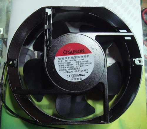 brand new SUNON A2175-HBL T.GN 150*170MM 220V cooling fan dhl ems 5 lots brand new sunon kde2412pmb1 6a 120x120x38mm 12cm cooling fan axial 24vdc 10 3w