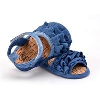 0-18 Months Baby Kids Girl Soft Sole Crib Anti-slip Solid Toddler Newborn Shoes 1