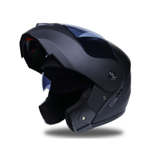 2019 New Flip Up Motorcycle Helmet Modular Dual Lens Racing Motocross Moto Helmet Full Face Helmets Casco Moto S M L XL best sales safe full face helmet motorcycle helmet flip up helmet with inner sun visor everybody affordable size m l xl