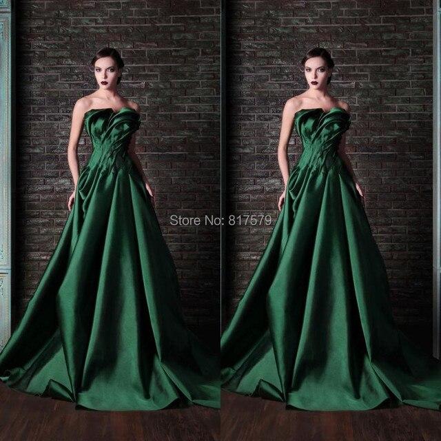 Emerald Color Dresses