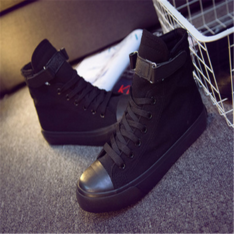 font b Women s b font canvas shoes for 2016 spring and autumn casual shoes