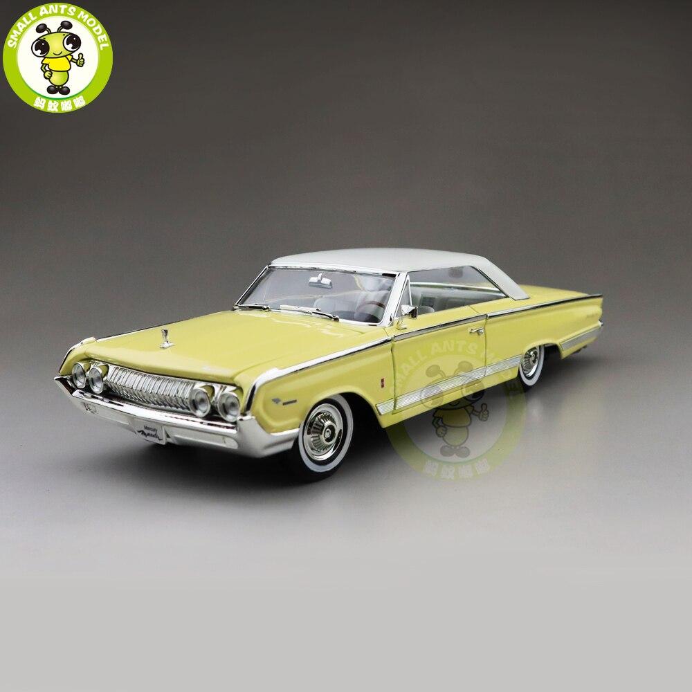 1/18 1964 MERCURY MARAUDER Road Signature Diecast Model Car Toys Boys Girls Gift